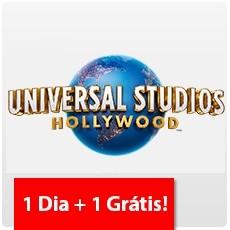 UNIVERSAL STUDIOS HOLLYWOOD - PROMOÇÃO: 01 Dia + 01 Grátis! - Novembro a Dezembro